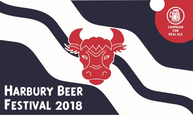 Harbury Beer Festival 2018 Logo