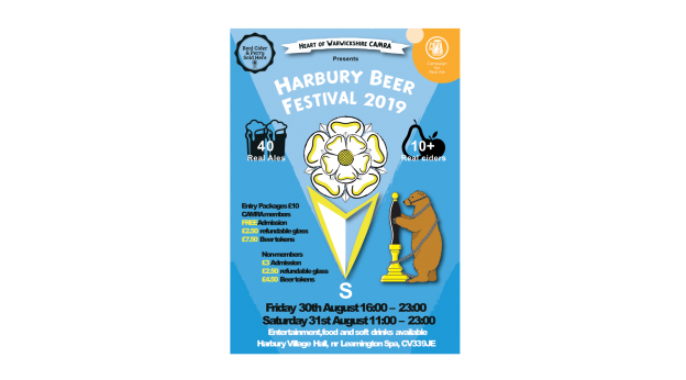 harbury poster 2019 web